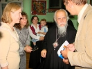 Встреча Владыки Пнтелеимона с многодетными семьями